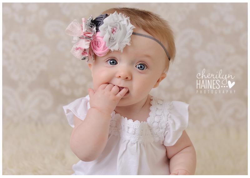 Chloe 6 Months Old Baton Rouge And Denham Springs Baby
