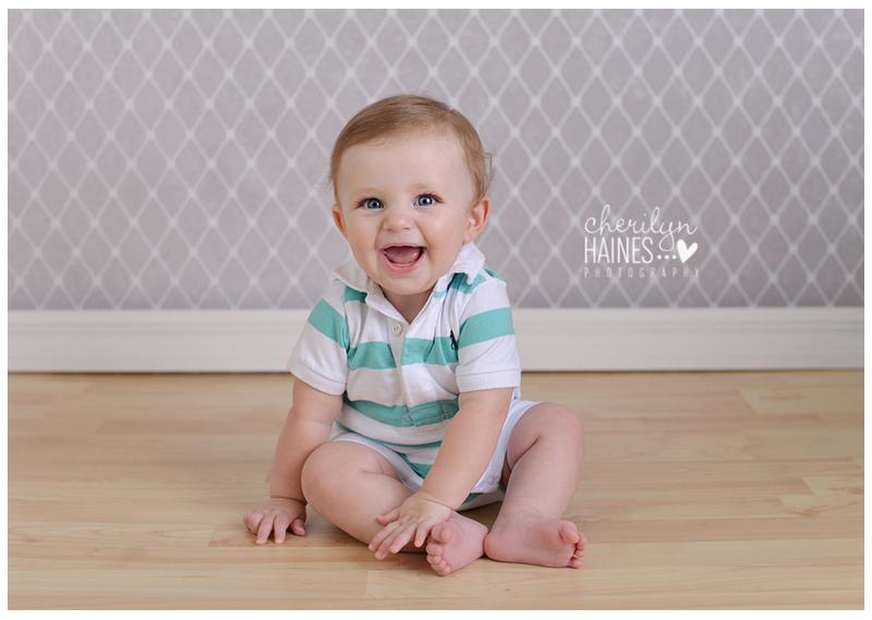 Drew 6 Month Session Baton Rouge La Baby Photographer