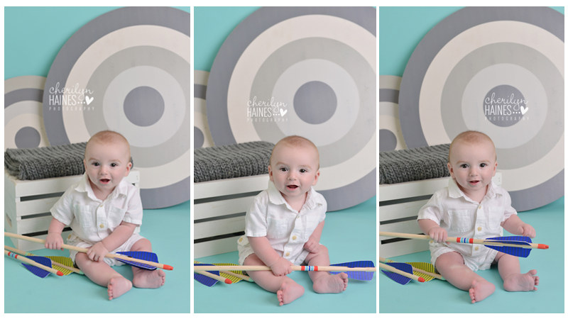 Archer - 6 months old   Baton Rouge Newborn and Baby ...
